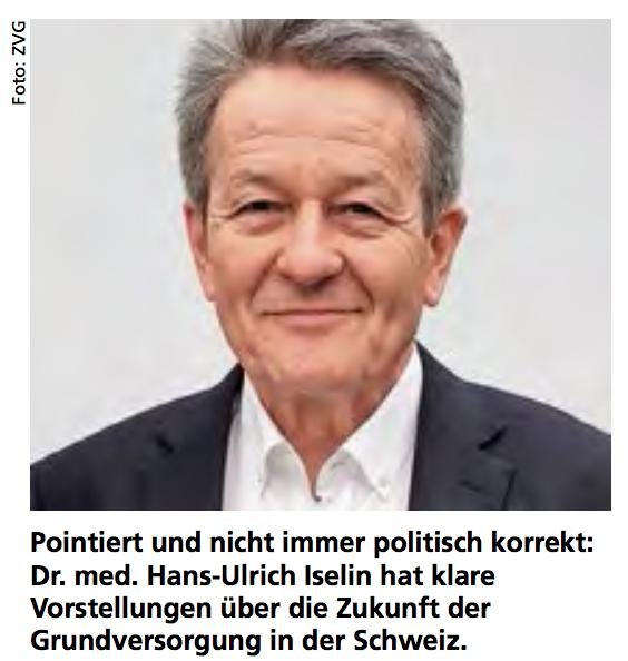 Dr. med. Hans-Ulrich Iselin