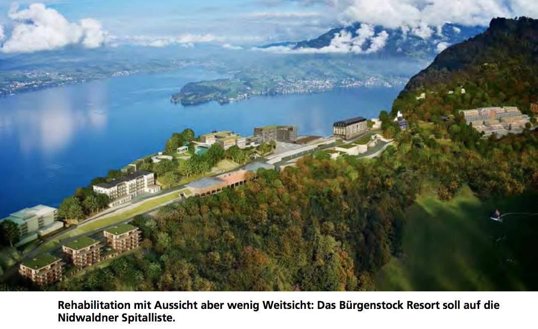 Bürgerstock Resort